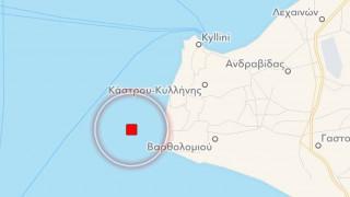 Σεισμός 3,9 Ρίχτερ στην Κυλλήνη