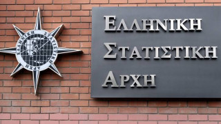 ΕΛΣΤΑΤ: Oριακή αύξηση εισοδήματος-πτώση κατανάλωσης για τα νοικοκυριά