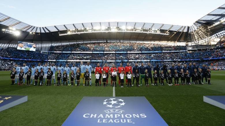 «Λευκή ισοπαλία» για Μάντσεστερ Σίτυ και Ρεάλ Μαδρίτης στο Champions League.