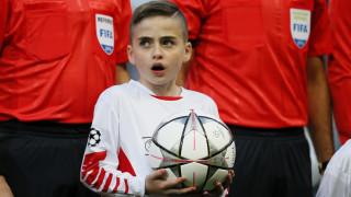 Η άμυνα της Ατλέτικο κόντρα στην επίθεση της Μπάγερν για τα ημιτελικά του Champions League