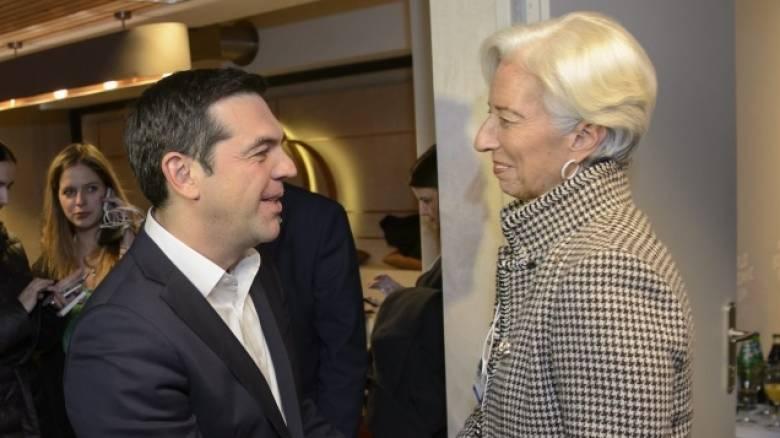 Θέμα ΔΝΤ θέτει ξανά η ελληνική κυβέρνηση
