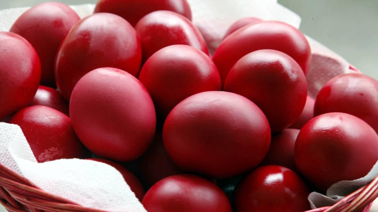 Αποτέλεσμα εικόνας για Εσείς γνωρίζετε γιατί τη Μεγάλη Πέμπτη βάφουμε κόκκινα αυγά;