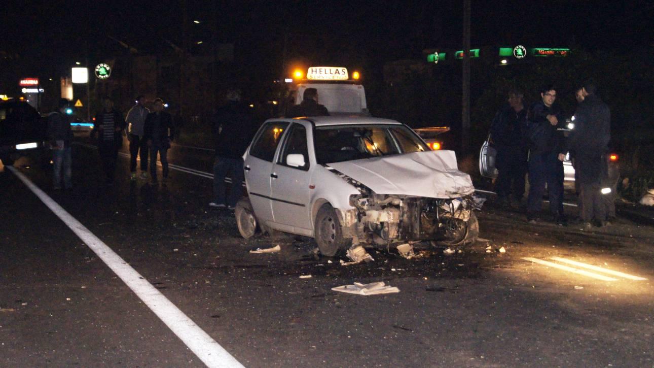Αυξήθηκαν τα οδικά τροχαία ατυχήματα τον Φεβρουάριο του 2016