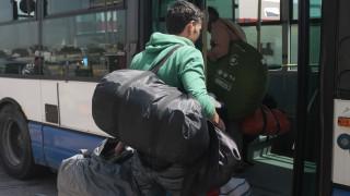 Αεροπορικώς επέστρεψαν 12 Σύροι πρόσφυγες στην Τουρκία