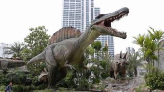Γιατί εξαφανίστηκαν από την Ευρώπη οι δεινόσαυροι
