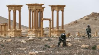 Συρία: Ακέραιος παρά τις ζημιές ο αρχαιολογικός χώρος της Παλμύρας