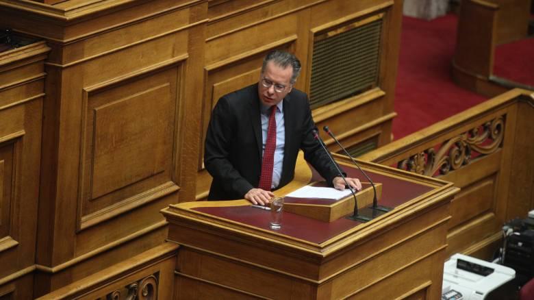 Γ. Κουμουτσάκος: Το μόνο που έχει απομείνει στον κ. Τσίπρα είναι να παραιτηθεί