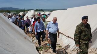 Δ. Βίτσας: Νέα κέντρα φιλοξενίας προσφύγων στην Πελοπόννησο