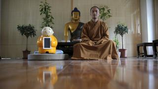 Μοναχός–ρομπότ διαδίδει τον Βουδισμό μέσα από τις νέες τεχνολογίες