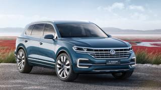 Το T-Prime Concept GTE δείχνει το μέλλον των SUV πολυτελείας της VW