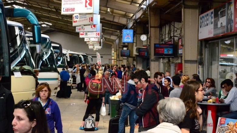 Πάσχα 2016: Μαζική η έξοδος των εκδρομέων – Αδειάζει η Αθήνα