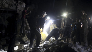Συρία: Στόχος αεροπορικών βομβαρδισμών νοσοκομείο στο Χαλέπι