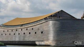 Έτοιμη για πλεύση η νέα «κιβωτός του Νώε»