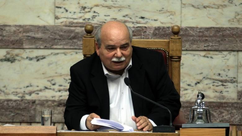 Βούτσης: Αυτή η Βουλή δεν θα περάσει προληπτικά μέτρα