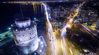 Εντυπωσιακές αεροφωτογραφίες από τη Θεσσαλονίκη