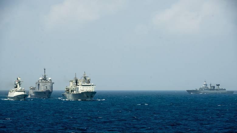 Οι Τούρκοι «έδιωξαν» από τις Οινούσσες ελληνικό αλιευτικό