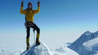 Σύγχρονος άθλος: Επτά κορυφές, επτά θάλασσες, έντεκα χρόνια, ένα ταξίδι