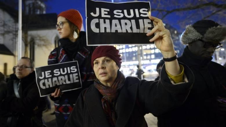 """Δύο έτη φυλάκισης στους Τούρκους δημοσιογράφους για το """"Je suis Charlie"""""""