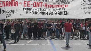 Ζεσταίνουν την «πολεμική μηχανή» τα συνδικάτα για ασφαλιστικό και φορολογικό