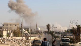 Αεροπορικές επιδρομές κατά θέσεων του ISIS σε Συρία και Ιράκ