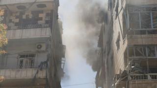 Επίθεση στο ρωσικό προξενείο στο Χαλέπι