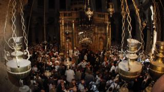 Πάσχα 2016: Το Θείο Δράμα στην Ιερουσαλήμ