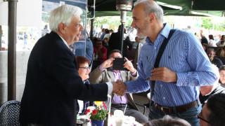 Καλαμάτα: Εικόνες από το Πάσχα του Προέδρου της Δημοκρατίας Προκόπη Παυλόπουλου