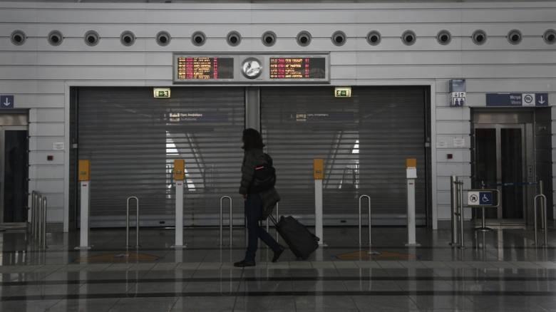 Ηράκλειο: Προσπάθησε να ταξιδέψει με σφαίρες στις αποσκευές του