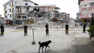 Εκουαδόρ: Ζωντανός μέσα από τα συντρίμμια, 13 μέρες μετά τον σεισμό