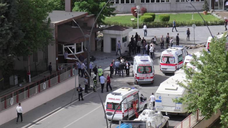 Νέα βομβιστική επίθεση στην Τουρκία