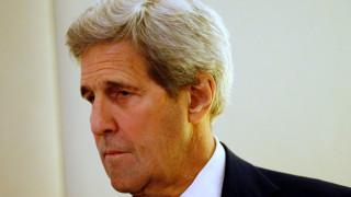 Tζ. Κέρι: Ελπίζει στην πρόοδο των συνομιλιών για τη Συρία