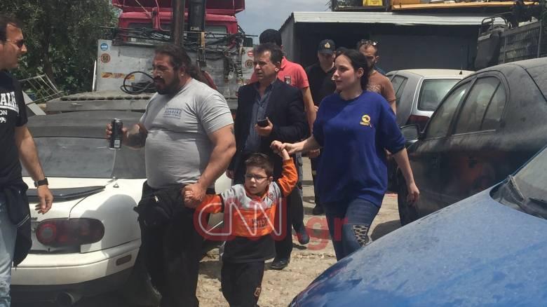 Βίντεο-ντοκουμέντο: Oι γονείς της Μαρίας μαθαίνουν πως βρέθηκε η κόρη τους
