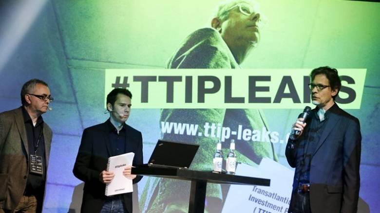 Η Greenpeace δημοσιοποιεί απόρρητα έγγραφα της TTIP μεταξύ ΗΠΑ-ΕΕ και προειδοποιεί