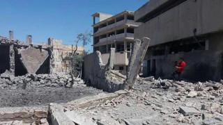 Αντάρτες βομβάρδισαν νοσοκομείο στο Χαλέπι – Δεκάδες νεκροί και τραυματίες