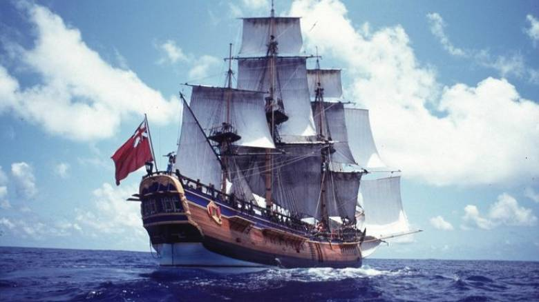 """Βρέθηκαν τα απομεινάρια του θρυλικού πλοίου """"HMS Endeavour"""""""