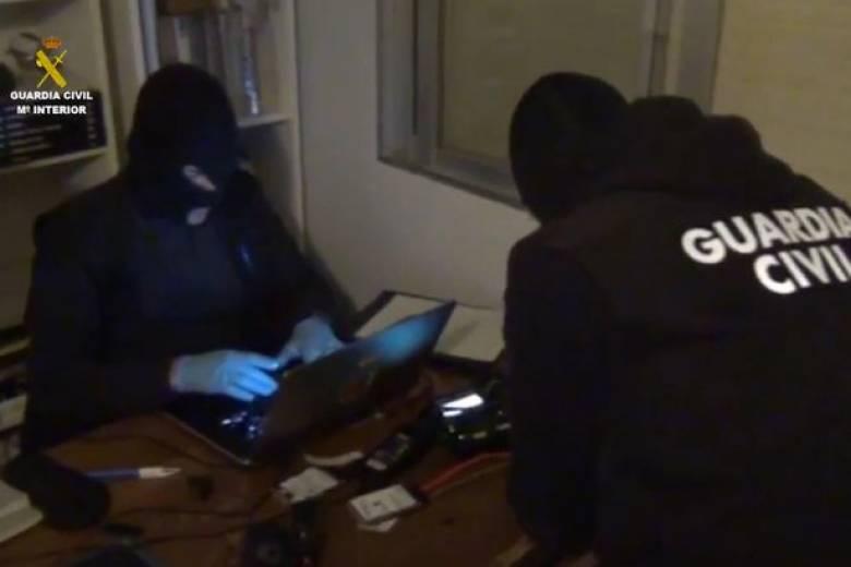 Μαδρίτη: Συνελήφθησαν τέσσερα άτομα ως ύποπτοι τζιχαντιστές