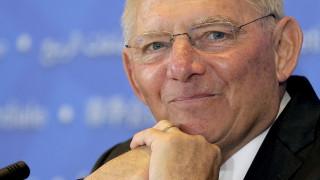 Σόιμπλε: Δεν θα έχουμε μεγάλη κρίση φέτος στην Ελλάδα