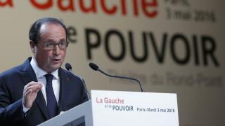 Ολάντ: Προσωρινό «όχι» από τη Γαλλία στην TTIP