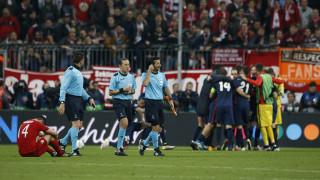 Πέρασε στον τελικό του Champions League η Ατλέτικο Μ. παρά την ήττα με 2-1 από την Μπάγερν