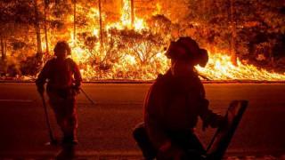 Καναδάς: Εκκενώθηκε πόλη 60.000 κατοίκων εξαιτίας πυρκαγιάς