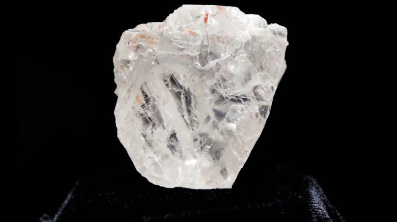 Βγαίνει σε δημοπρασία διαμάντι ηλικίας τριών δισεκατομμυρίων ετών