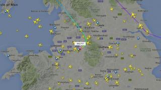 Συναγερμός λόγω αλλαγής πορείας σε πτήση της American Airlines