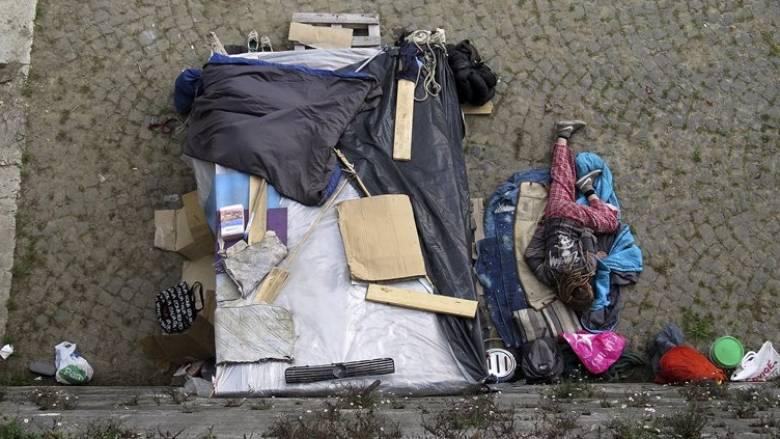 Απόφαση σταθμός στην Ιταλία για κλοπή φαγητού από άστεγους