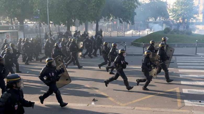 Γαλλία: Επεισοδιακή εκκένωση σχολείου που είχε καταληφθεί από μετανάστες
