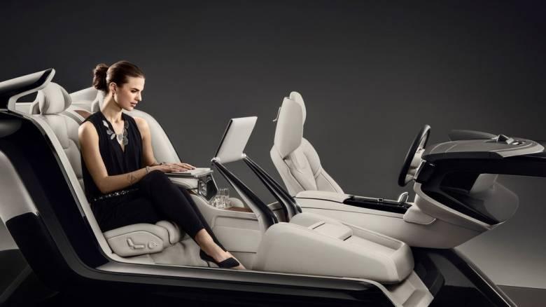 Το S90 Excellence είναι η πρόταση της Volvo για ένα υπερ-πολυτελές εσωτερικό