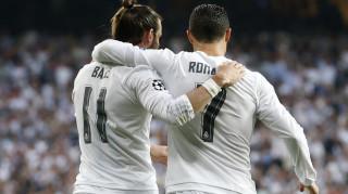 """Ρεάλ-Ατλέτικο Μαδρίτης στον τελικό του Champions League, η """"βασίλισσα"""" απέκλεισε την Μάντσεστερ Σ."""