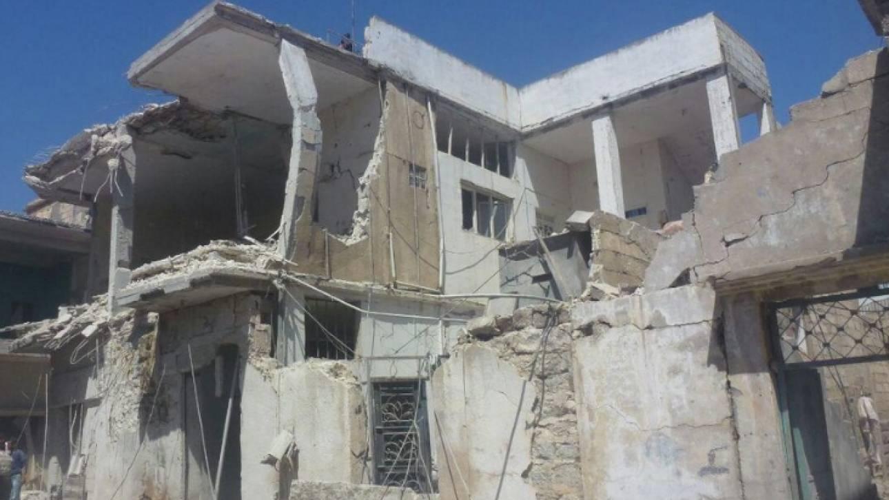 Συρία: Διπλή βομβιστική επίθεση με νεκρούς και τραυματίες στη Χομς