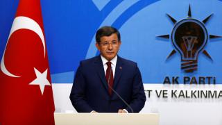 Τουρκία: Επιβεβαιώνει ο Νταβούτογλου ότι παραιτείται