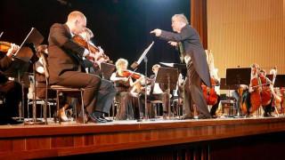 Συρία: Συναυλία στην Παλμύρα από συμφωνική ορχήστρα της Αγίας Πετρούπολης