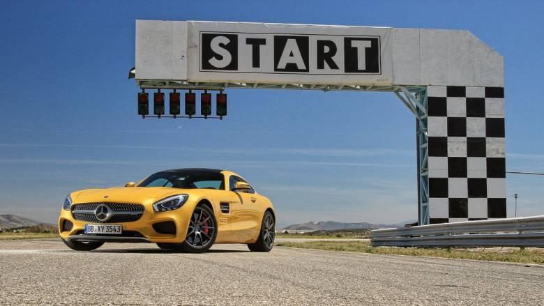 Οδηγούμε την AMG GT S, την πιο γοητευτική και εντυπωσιακή Mercedes